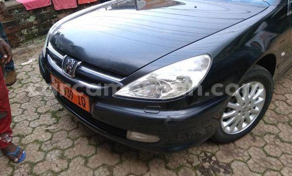 Acheter Occasion Voiture Peugeot 607 Noir à Yaoundé, Central Cameroon