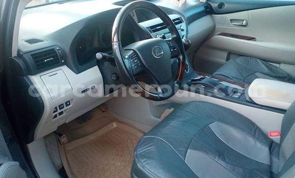 Acheter Occasion Voiture Lexus RX 330 Gris à Yaoundé, Central Cameroon