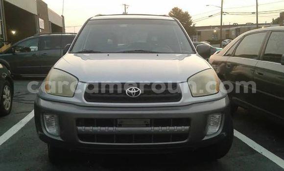 Acheter Occasion Voiture Toyota RAV4 Gris à Yaoundé, Central Cameroon