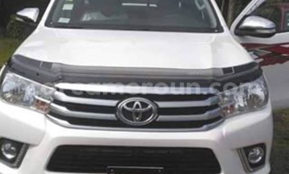 Acheter Occasion Voiture Toyota Pickup Blanc à Douala, Littoral Cameroon