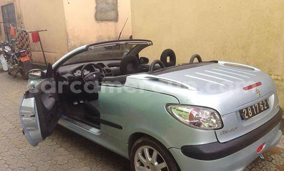 Acheter Occasion Voiture Peugeot 206 Gris à Douala, Littoral Cameroon