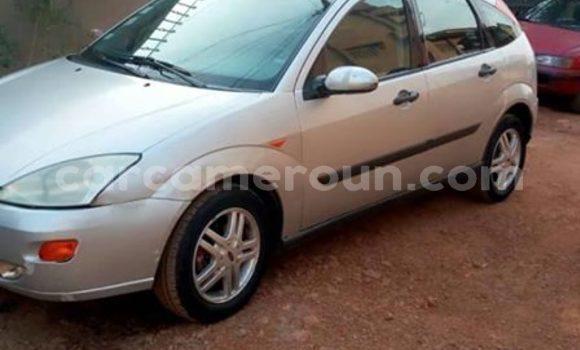 Acheter Occasion Voiture Ford Focus Gris à Yaoundé, Central Cameroon