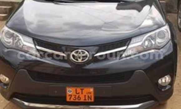 Acheter Occasion Voiture Toyota RAV 4 Noir à Yaoundé, Central Cameroon
