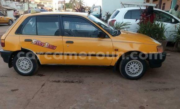 Acheter Occasion Voiture Toyota Starlet Autre à Yaoundé, Central Cameroon