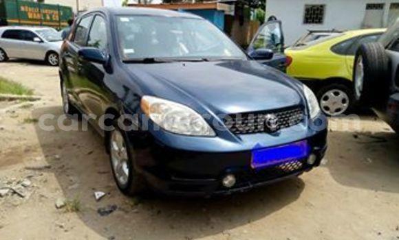 Acheter Occasion Voiture Toyota Matrix Bleu à Yaoundé, Central Cameroon