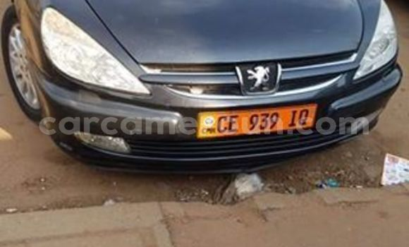 Acheter Occasion Voiture Peugeot 607 Autre à Yaoundé, Central Cameroon