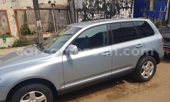 Acheter Occasion Voiture Volkswagen Touareg Gris à Yaoundé, Central Cameroon