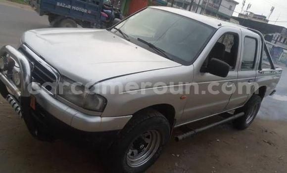 Acheter Occasion Voiture Mazda BT-50 Gris à Yaoundé, Central Cameroon