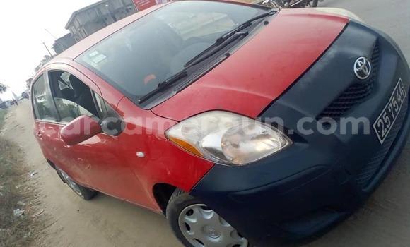 Acheter Occasion Voiture Toyota Yaris Rouge à Yaoundé, Central Cameroon