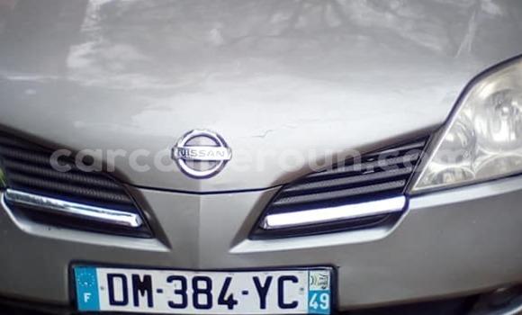 Acheter Occasion Voiture Nissan Primera Gris à Yaoundé, Central Cameroon