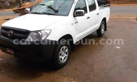 Acheter Occasion Voiture Toyota Pickup Blanc à Yaoundé, Central Cameroon