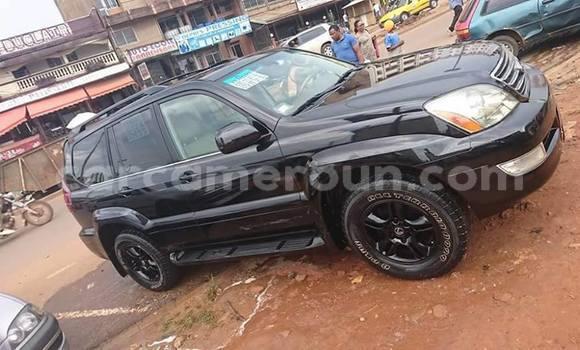 Acheter Occasion Voiture Lexus GX Noir à Yaoundé, Central Cameroon