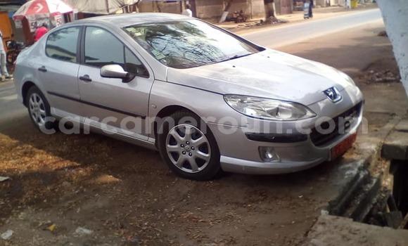 Acheter Occasion Voiture Peugeot 407 Gris à Yaoundé, Central Cameroon