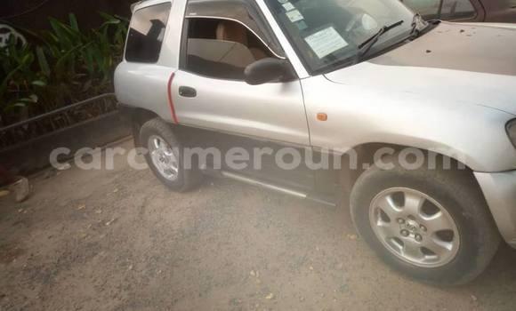 Acheter Occasion Voiture Toyota RAV 4 Gris à Douala, Littoral Cameroon