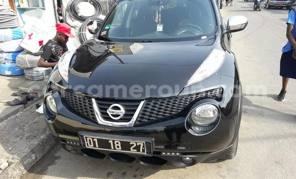 Acheter Importé Voiture Nissan Juke Noir à Douala, Littoral Cameroon