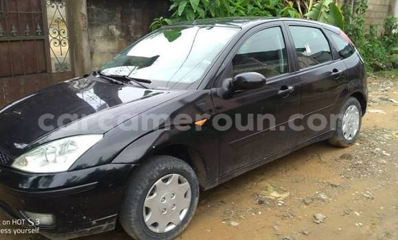 Acheter Occasion Voiture Ford Focus Noir à Douala, Littoral Cameroon