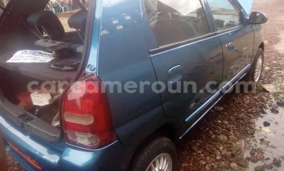 Acheter Occasion Voiture Suzuki Alto Bleu à Douala, Littoral Cameroon