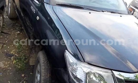 Acheter Occasion Voiture Toyota Hilux Noir à Yaoundé, Central Cameroon