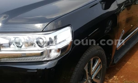 Acheter Neuf Voiture Toyota Land Cruiser Prado Noir à Douala, Littoral Cameroon
