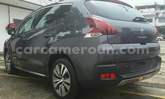 Acheter Occasion Voiture Peugeot 3008 Noir à Douala, Littoral Cameroon