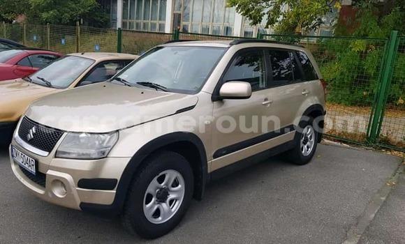 Acheter Occasion Voiture Suzuki Grand Vitara Beige à Yaoundé, Central Cameroon