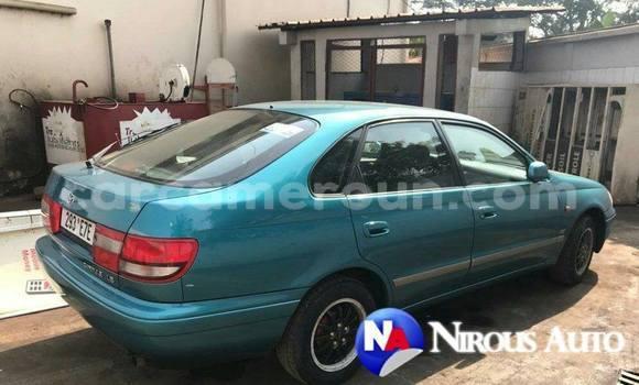 Acheter Occasion Voiture Toyota Carina Vert à Yaoundé, Central Cameroon