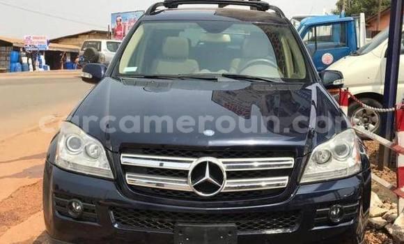 Acheter Occasion Voiture Mercedes Benz GL–Class Noir à Yaoundé, Central Cameroon