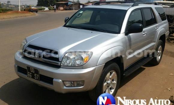 Acheter Occasion Voiture Toyota 4Runner Gris à Yaoundé, Central Cameroon