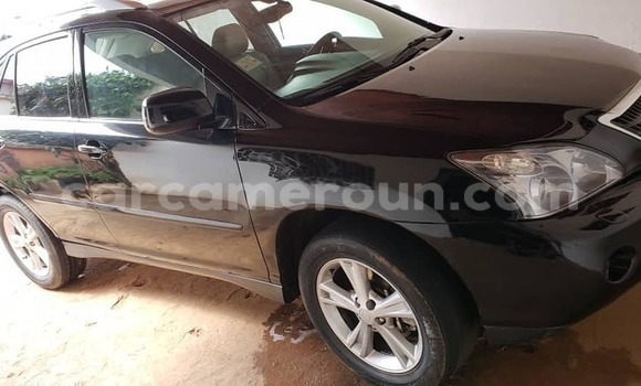 Acheter Occasion Voiture Lexus RX Noir à Yaoundé, Central Cameroon