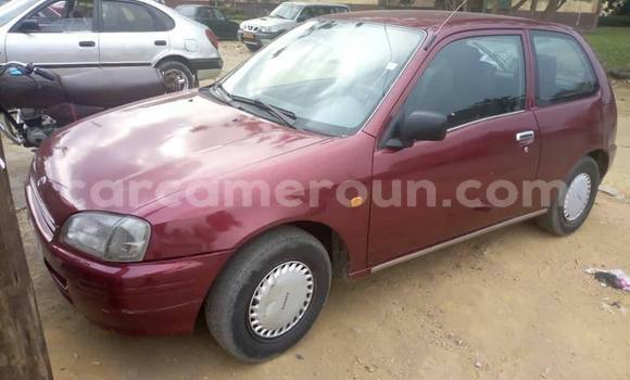 Acheter Occasion Voiture Toyota Starlet Rouge à Douala, Littoral Cameroon