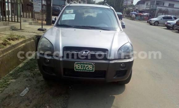 Acheter Occasion Voiture Hyundai Tucson Gris à Douala, Littoral Cameroon