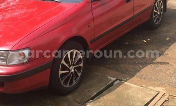 Acheter Occasion Voiture Toyota Carina Rouge à Douala, Littoral Cameroon