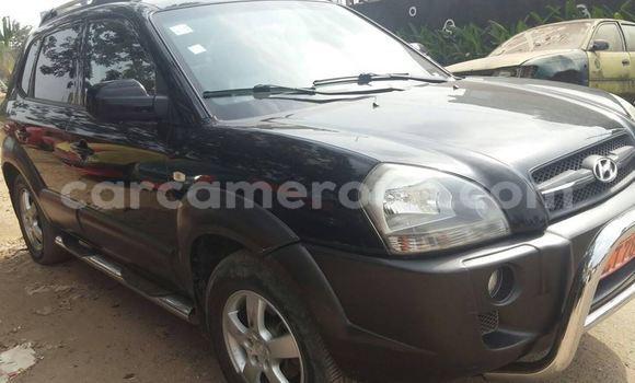 Acheter Occasion Voiture Hyundai Tucson Noir à Douala, Littoral Cameroon