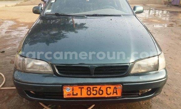 Acheter Occasion Voiture Toyota Carina Vert à Douala, Littoral Cameroon