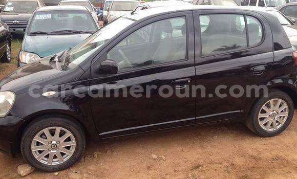 Acheter Occasion Voiture Toyota Yaris Noir à Yaoundé, Central Cameroon