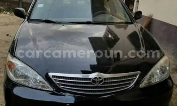 Acheter Occasion Voiture Toyota Camry Noir à Douala, Littoral Cameroon