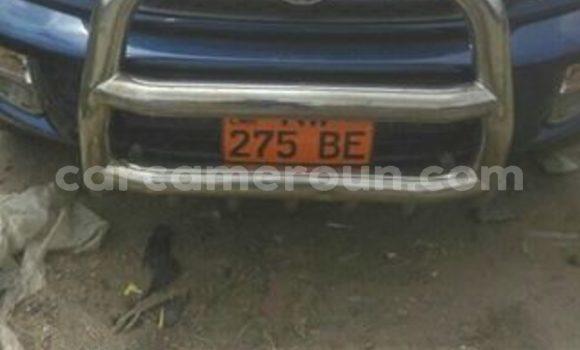 Acheter Occasion Voiture Toyota RAV 4 Bleu à Douala, Littoral Cameroon