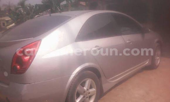 Acheter Occasion Voiture Nissan Primera Gris à Douala, Littoral Cameroon