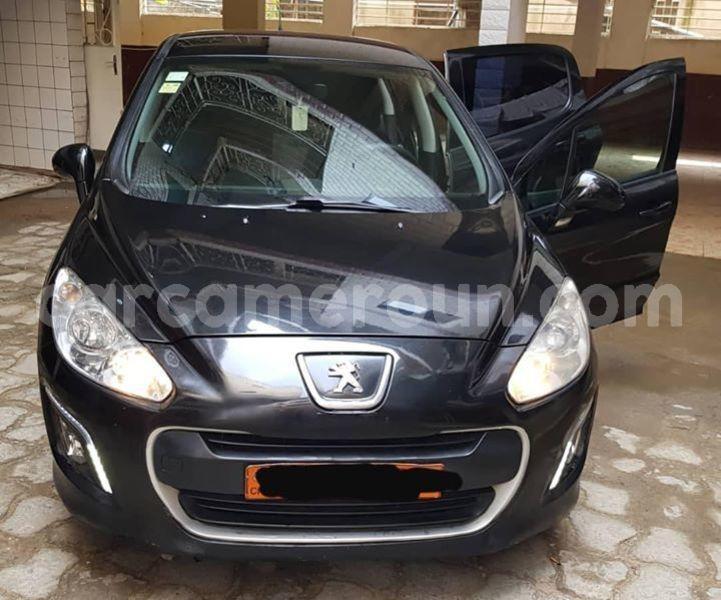 Acheter Occasion Voiture Peugeot 308 Noir A Douala Littoral