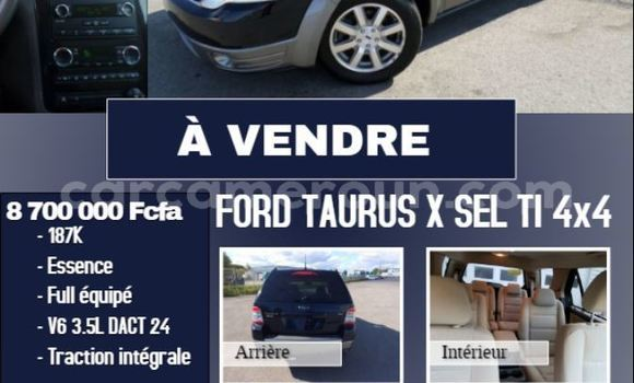 Acheter Occasion Voiture Ford Taurus X Bleu à Douala, Littoral Cameroon