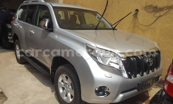 Acheter Occasion Voiture Toyota Land Cruiser Prado Gris à Douala, Littoral Cameroon