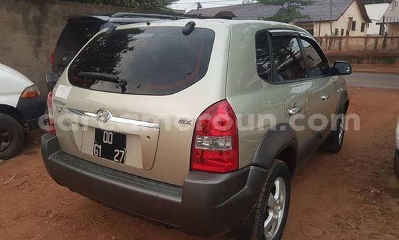 Acheter Occasion Voiture Hyundai Tucson Gris à Yaoundé, Central Cameroon