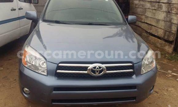 Acheter Occasion Voiture Toyota RAV4 Bleu à Yaoundé, Central Cameroon