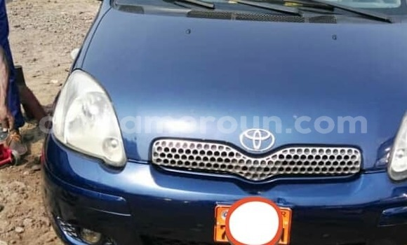 Acheter Occasion Voiture Toyota Yaris Bleu à Yaoundé, Central Cameroon