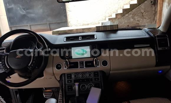 Acheter Occasion Voiture Land Rover Range Rover Noir à Yaoundé, Central Cameroon