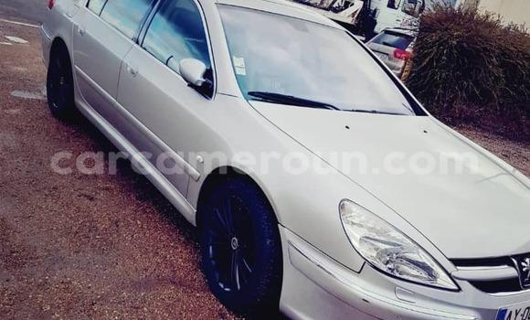 Acheter Occasion Voiture Peugeot 607 Gris à Yaoundé, Central Cameroon