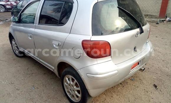 Acheter Occasion Voiture Toyota Yaris Gris à Douala, Littoral Cameroon