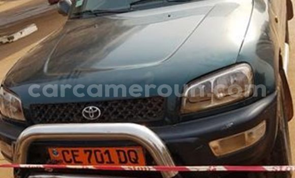 Acheter Occasion Voiture Toyota RAV4 Vert à Yaoundé, Central Cameroon
