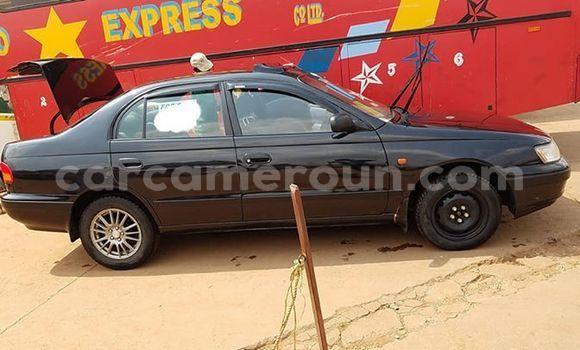 Acheter Occasion Voiture Toyota Carina E Noir à Yaoundé, Central Cameroon