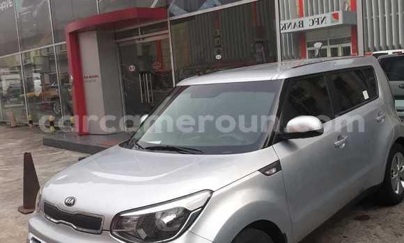 Acheter Occasion Voiture Kia Soul Gris à Douala, Littoral Cameroon